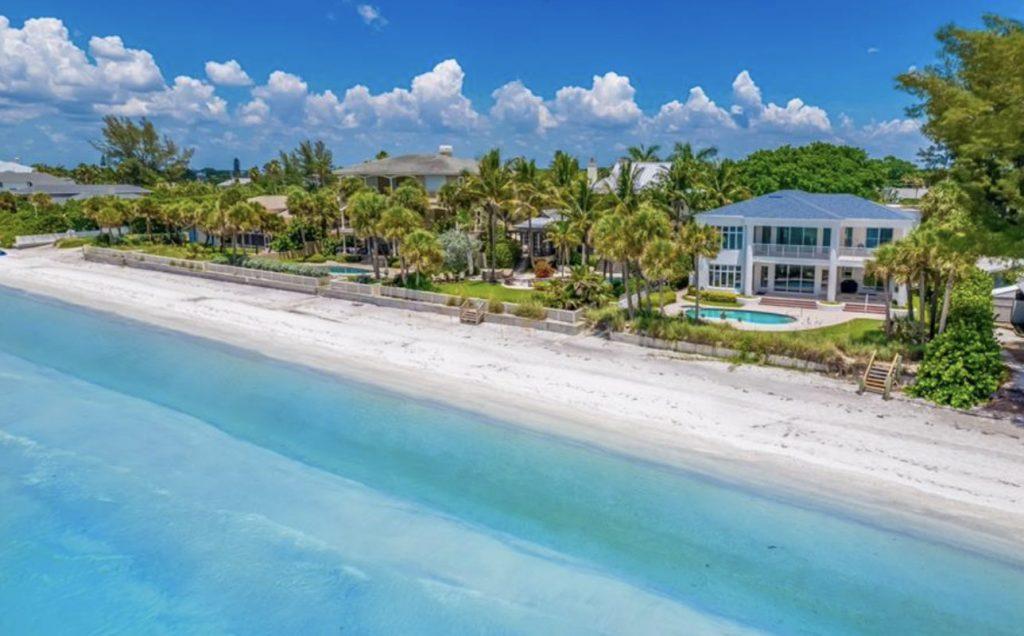 Gulf Beach Real Estate